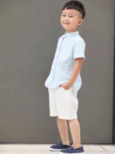 NNE&KIKI男童衬衫