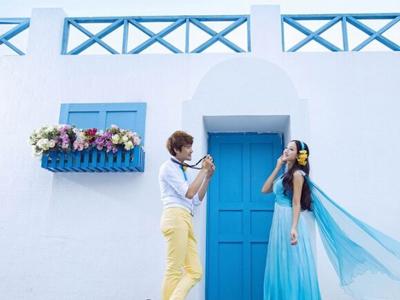 想给你一个完美的婚礼唯爱时尚婚纱