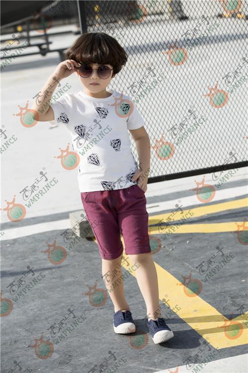 西瓜王子童装产品好 品牌影响力高