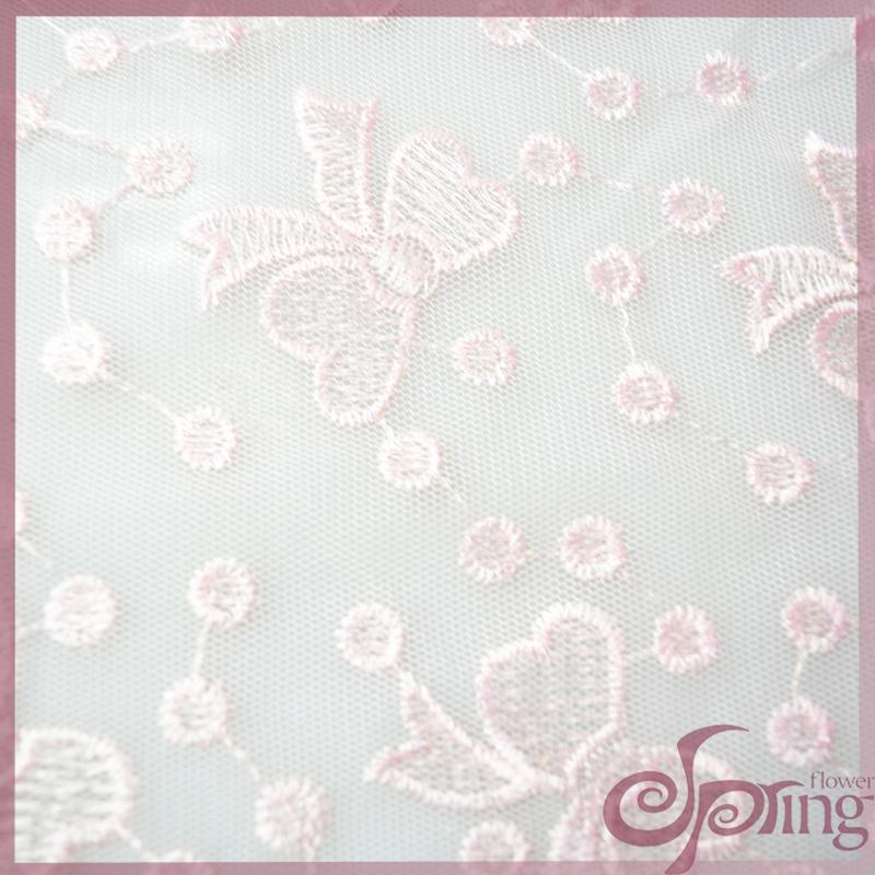 百华花边科技公司提供令人满意的精美婚纱刺绣蕾丝花边产品