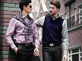 《2017中国男装产业发展报告》出炉 竞争进一步加剧