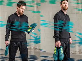 阿迪达斯足球发布全新海啸系列NEMEZIZ战靴
