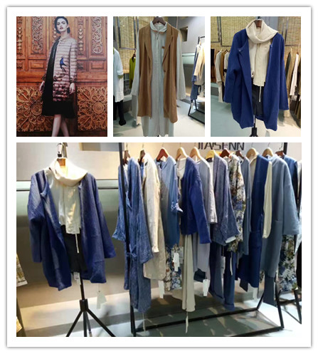 国内一二线女装服装尾货批发就来衣源国际服饰