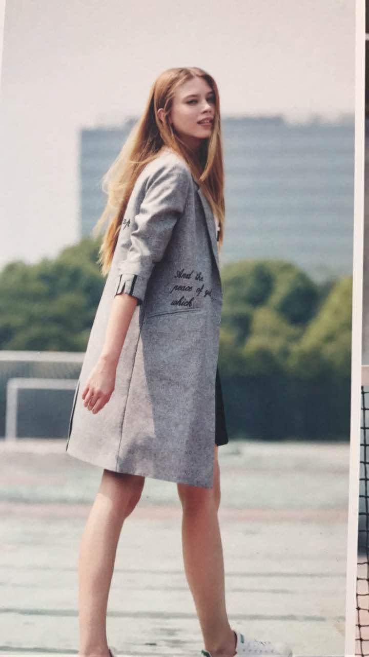 杭州一线品牌女装 布同17春装 品牌折扣女装批发 库存尾货