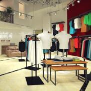 衣乐仓品牌服装集合店  给消费者满意的购物体验