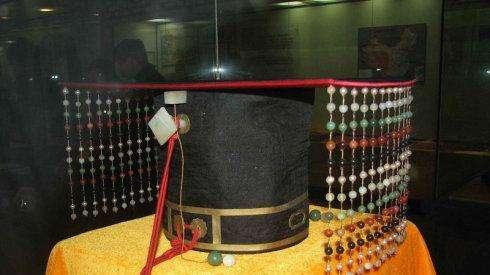 汉代皇帝服装——冕服