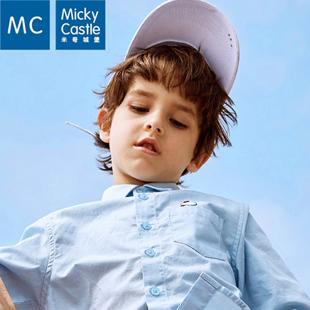 童裝加盟什么品牌好? 米奇城堡童裝等您來!