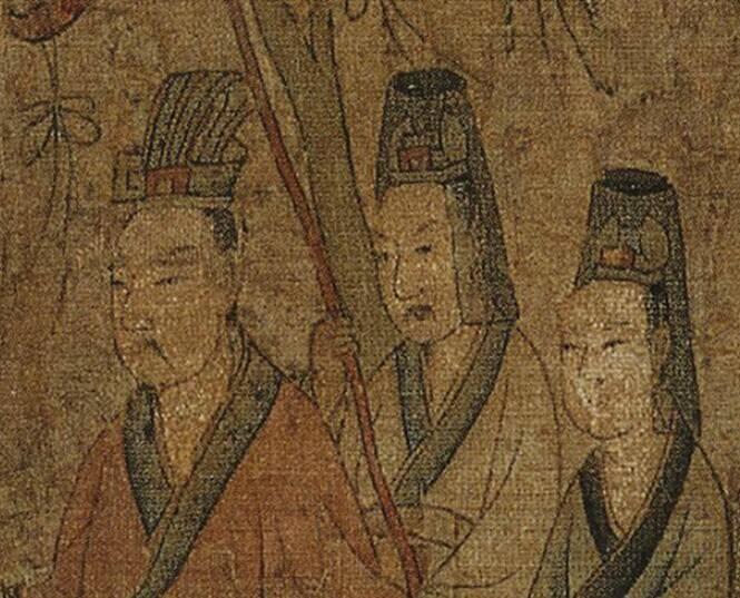 汉代的公务员服装——长冠
