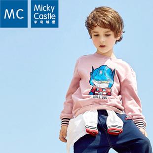米奇城堡童装怎么样?