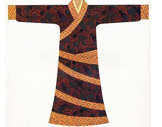 战国时期的服装