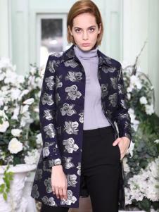 迪奥女装2017 新款唯美外套
