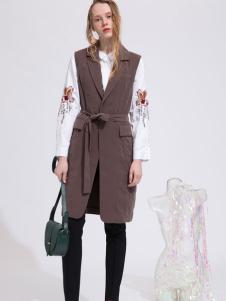 西蔻女装时尚两件套