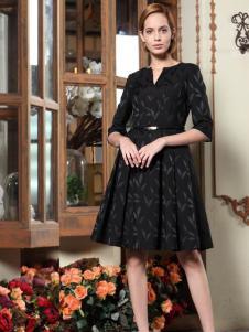 迪奥女装高端时尚连衣裙