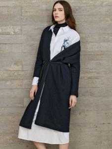 唯简尚女装外套17新款