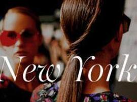 2018 春夏纽约时装周日程表正式发布