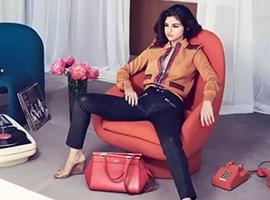 除代言外 Selena Gomez与Coach推出联名合作企划