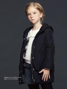 YukiSo童装外套女童新款