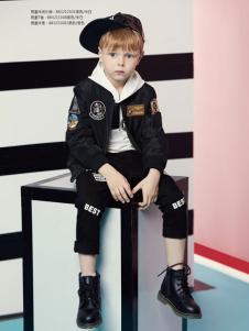YukiSo男童装个性休闲外套