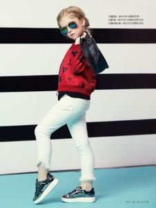 YukiSo童装时尚外套