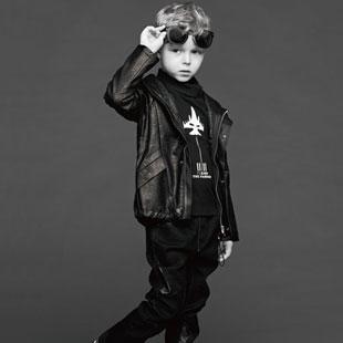 YukiSo童装加盟怎么样?欧美时尚风格的国际原创设计师童装品牌!