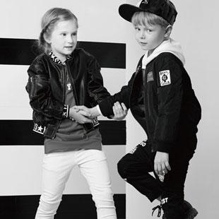 潮牌设计师YukiSo童装加盟  关注每一位孩童的时尚表达!