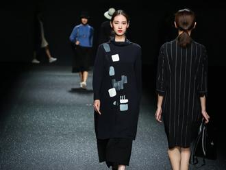 WJS唯简尚2017秋冬走秀大片