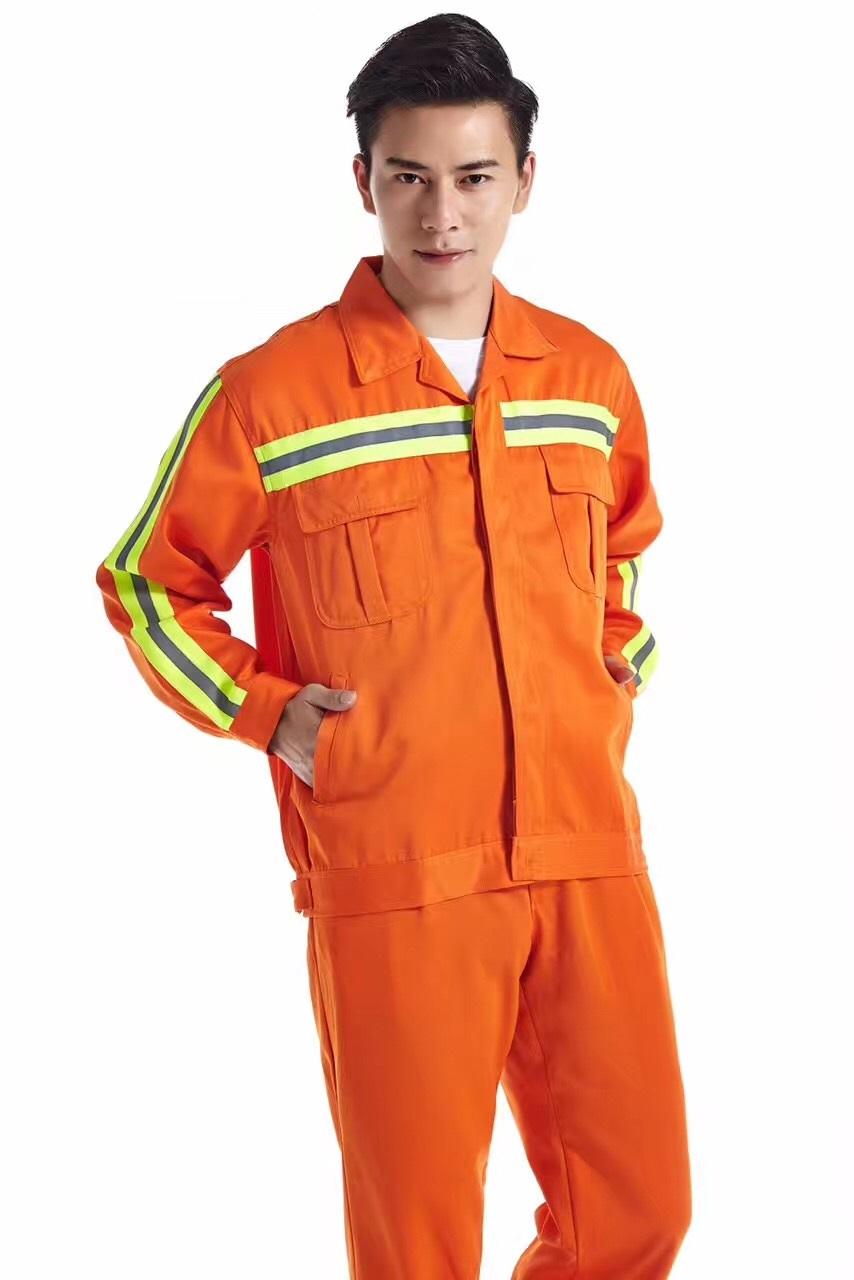 齐齐哈尔定做秋季长袖工作服