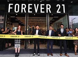 H&M、OldNavy和Forever21被评最受青少年关注品牌