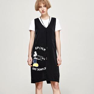 时尚休闲女装加盟首选丽芮  打造你想要的简洁和低调的奢华