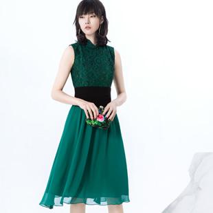 轻奢优雅时尚ECA女装 世界小姐东莞分区服装指定赞助商 诚邀加盟!