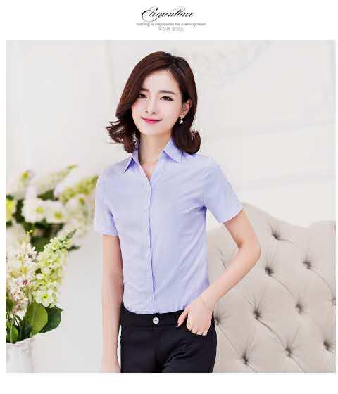 福建新款女士职业衬衫,女士职业衬衫厂家