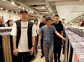 """马云走访海澜集团 或为实现""""新零售""""落地做试探"""