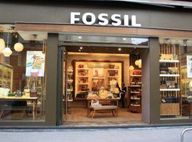 Fossil二季度亏损3.45亿美元 本财年内将关闭50家门店