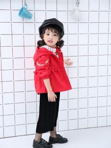 淘淘猫新款红色外套
