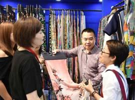 2017深圳国际纺织面料及辅料博览会回顾