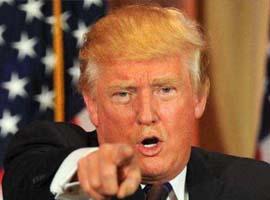 特朗普怒怼亚马逊 批其损害美国零售的就业机会