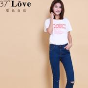 广州37°Love女装加盟店的装修风格是怎样的?