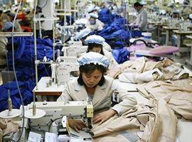 """外媒:出口国外的""""中国制造""""服装是在朝鲜生产的"""