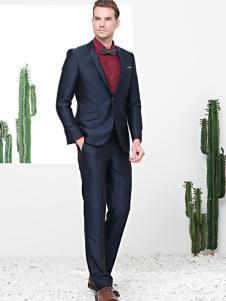 富绅男装西服