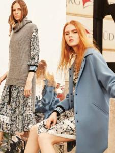 T&W女装时尚大衣
