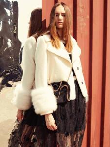 T&W女装摩登时髦外套17新款