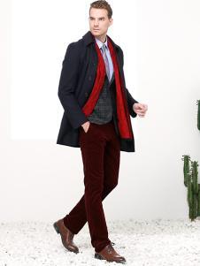 富绅男装大衣