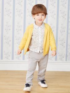 阳光鼠童装男小童外套