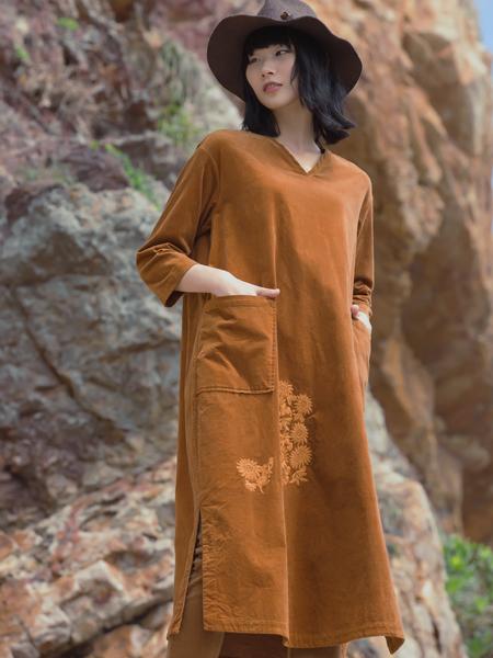 森女原创设计师品牌ZOLLE女装2017新款