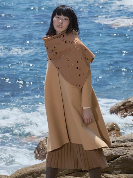 因为女装新款文艺范外套