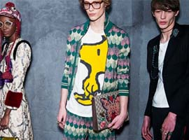 时尚圈的热门卡通那么多 为什么只有史努比横着走