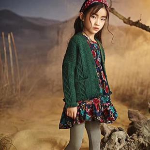快时尚童装加盟选择小嗨皮 轻松立店 多种运营模式 灵活经营!