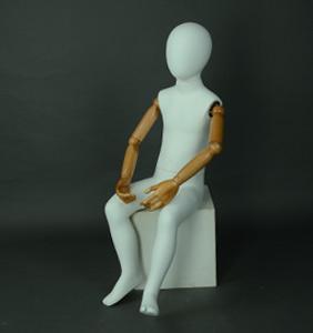 美展模特服装模特展示道具全身模特木制品