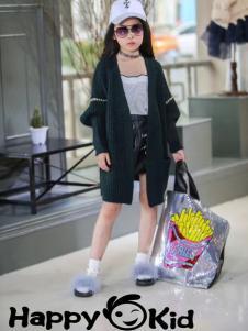 小嗨皮童装可爱时尚外套