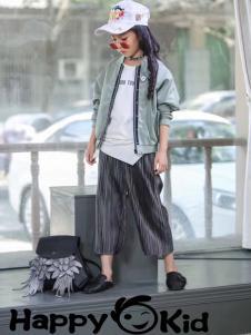 小嗨皮童装2017新款外套
